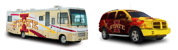 Custom RV and Auto Wraps!