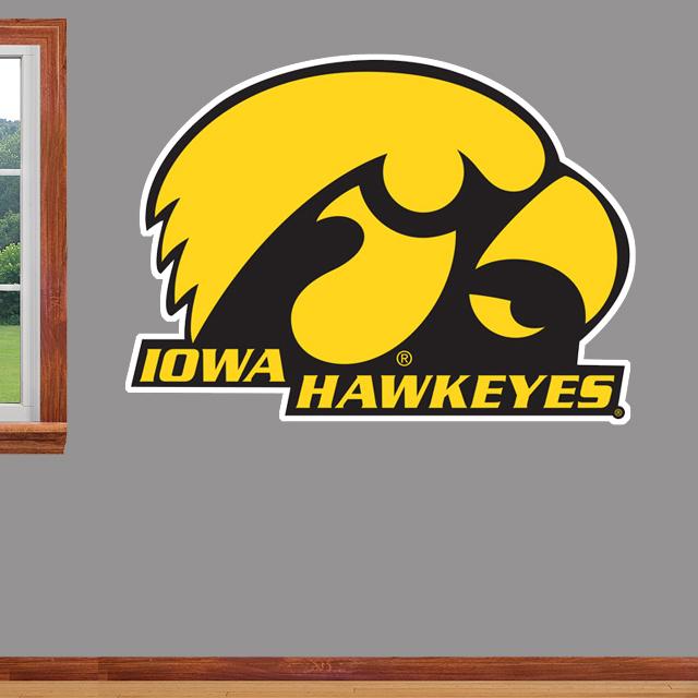 Iowa Tigerhawk Logo Each Iowa Hawkeyes Tigerhawk