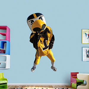 Iowa Hawkeyes Mascot Herky