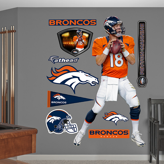 top 10 nfl fatheads of 2013 wallstars wall stickers